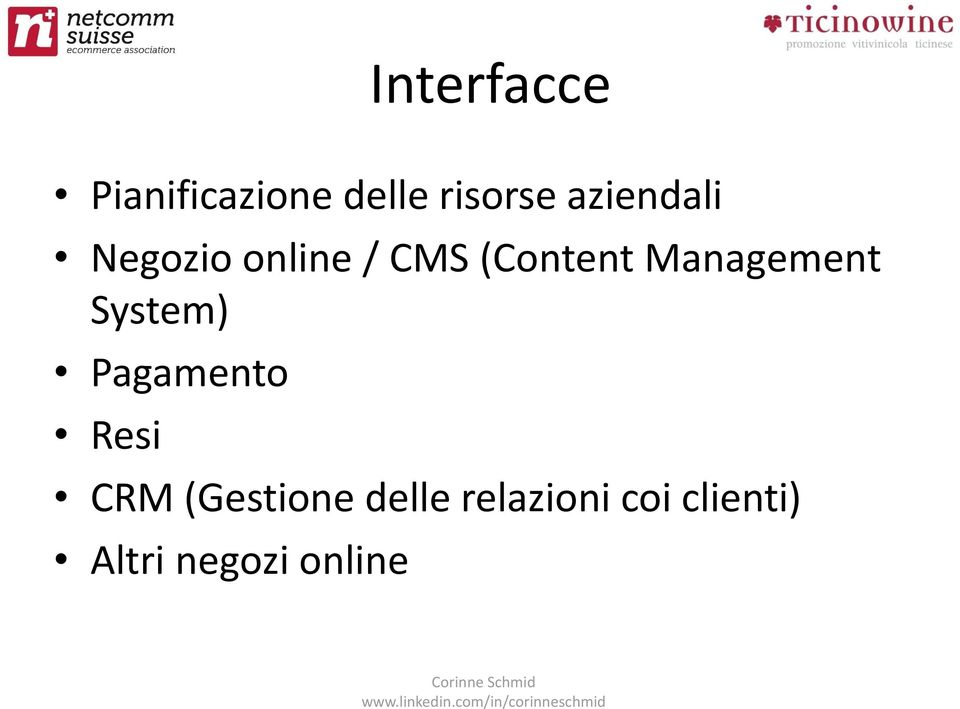 Management System) Pagamento Resi CRM