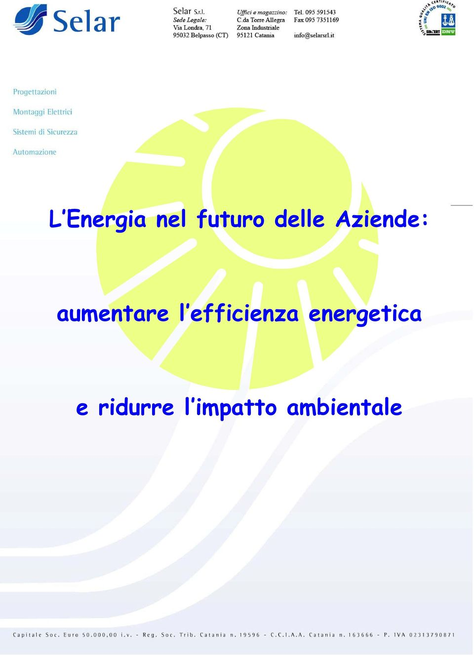 l efficienza energetica