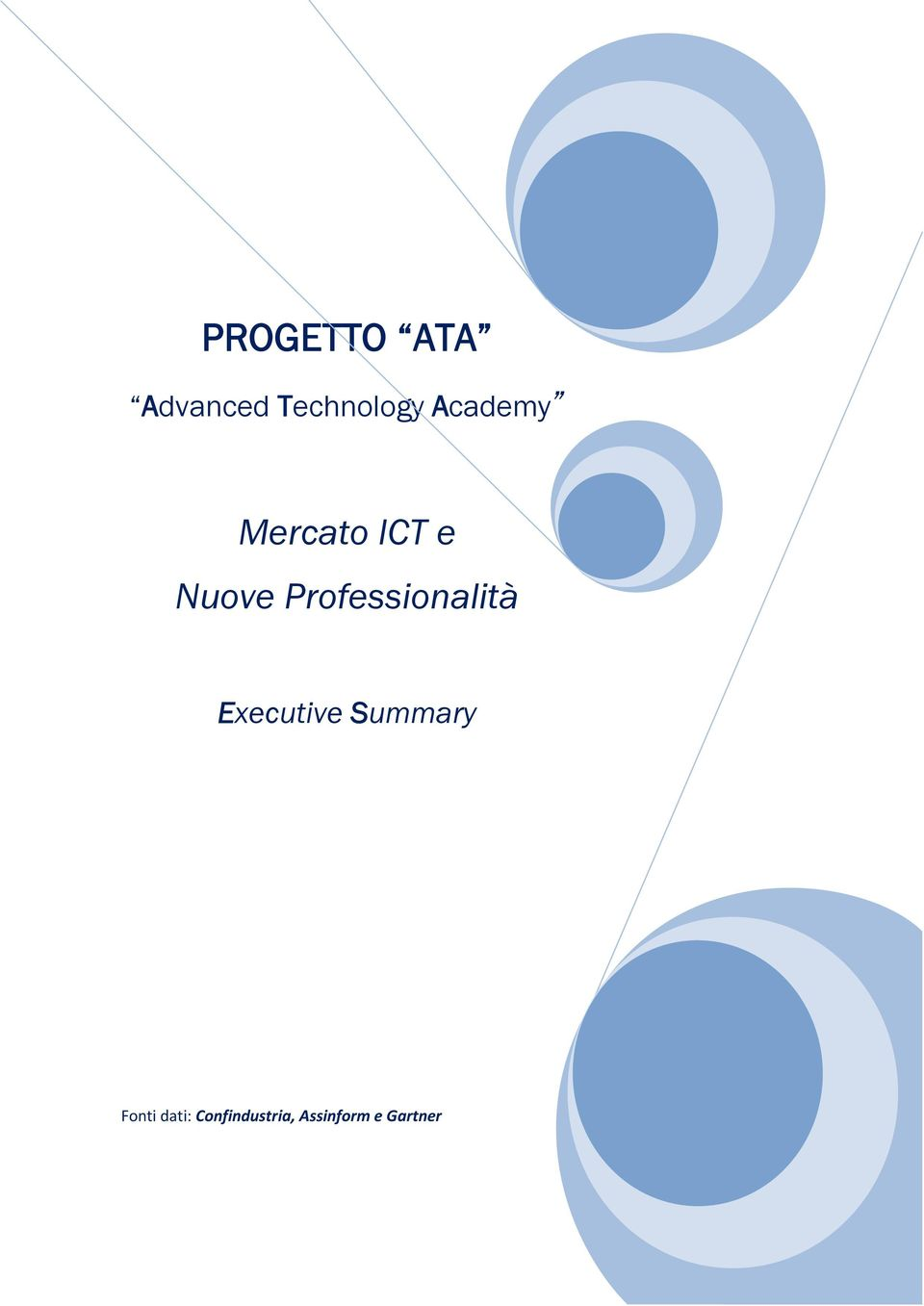Professionalità Executive Summary