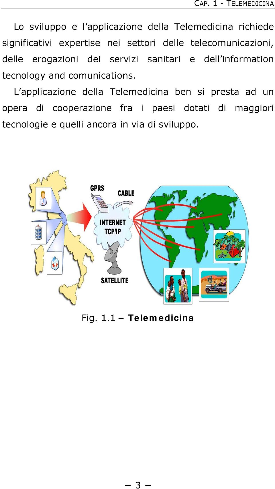 information tecnology and comunications.
