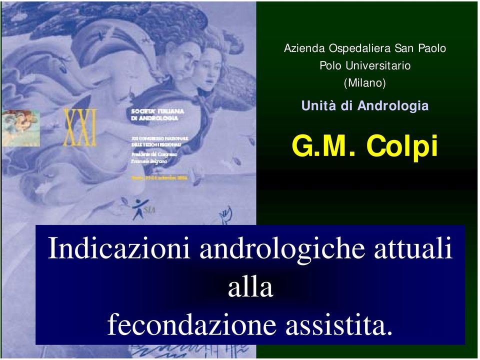 Andrologia G.M.