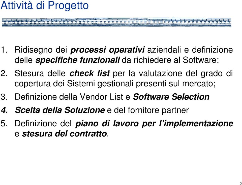 Software; 2.