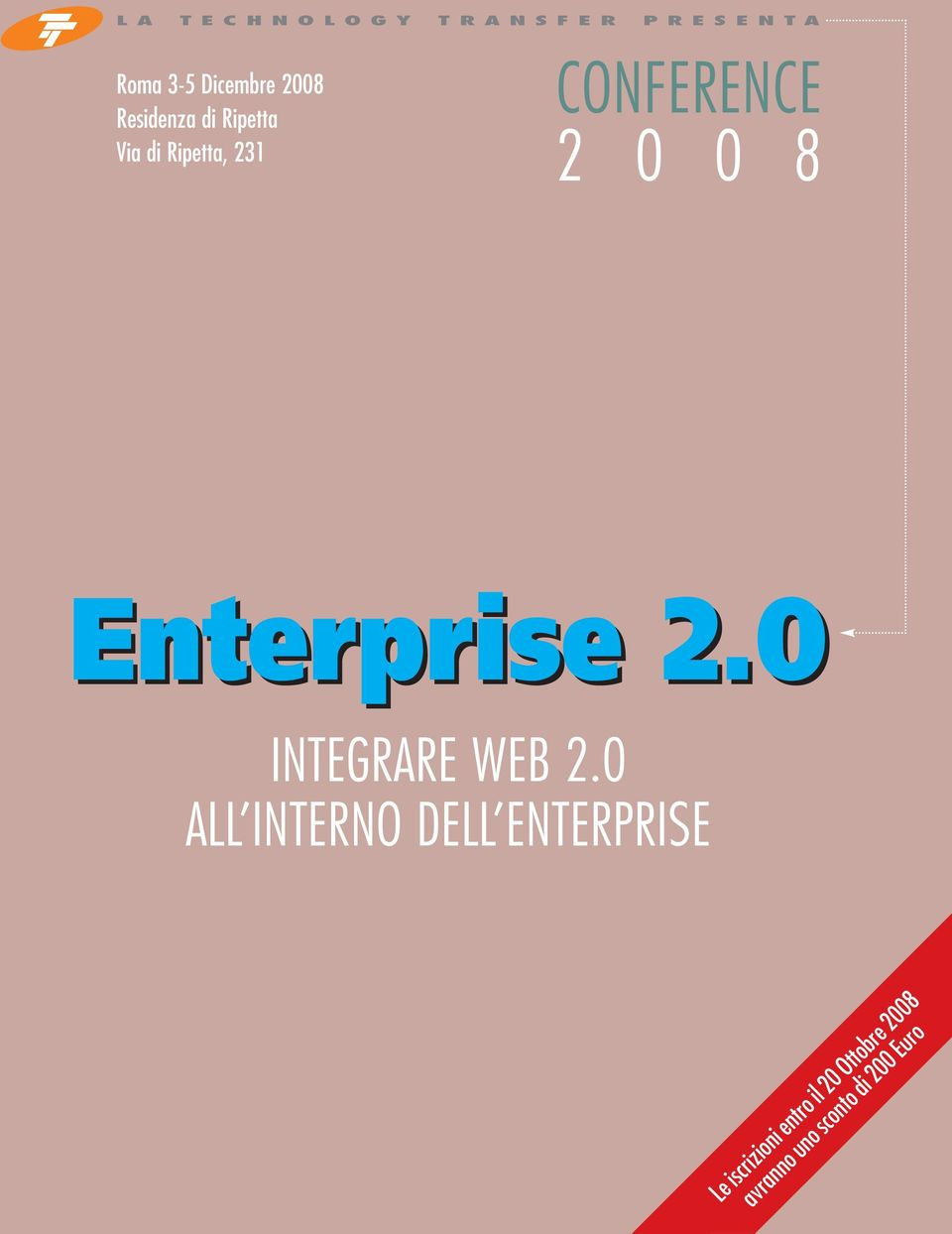 Enterprise 2.0 INTEGRARE WEB 2.