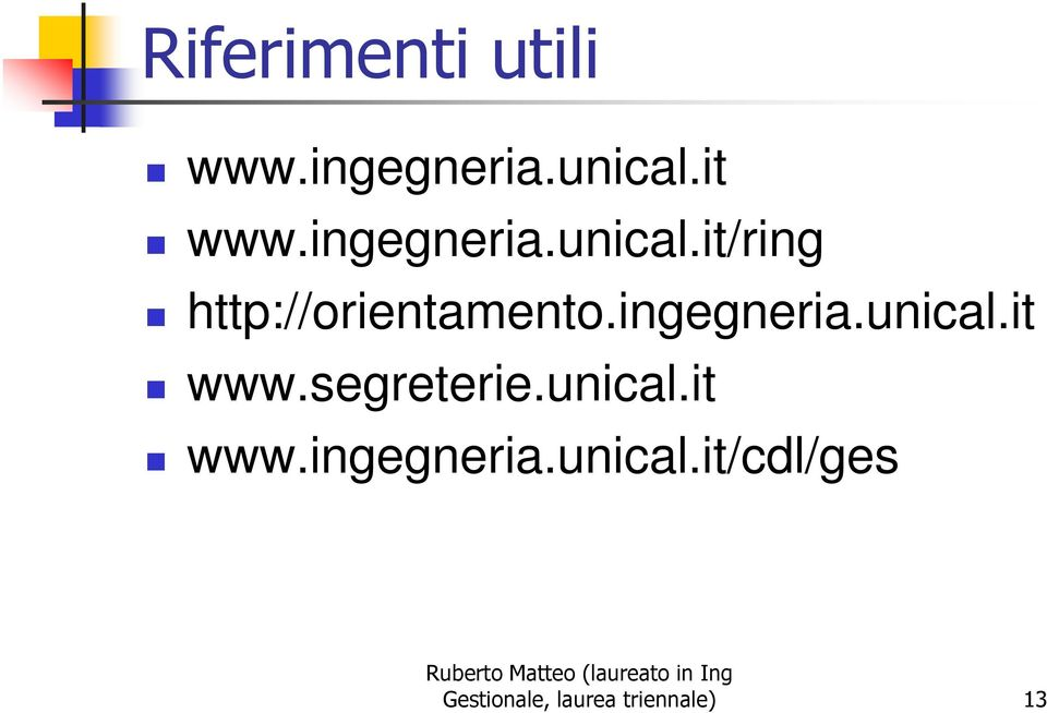 ingegneria.unical.