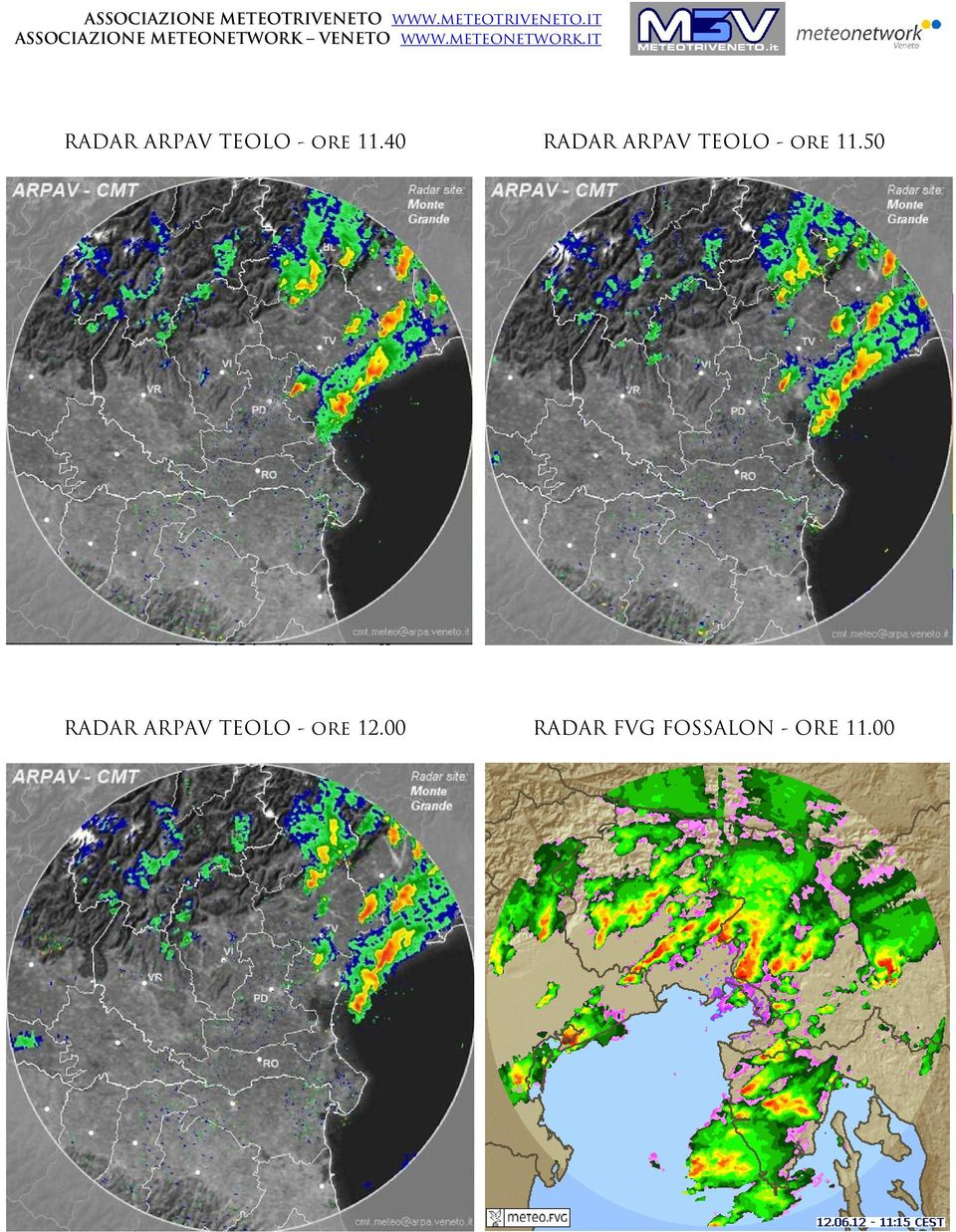 12.00 RADAR FVG FOSSALON -