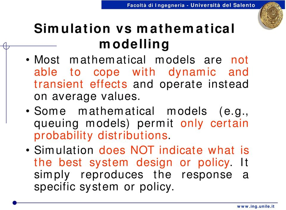 values. Some mathematical models (e.g.