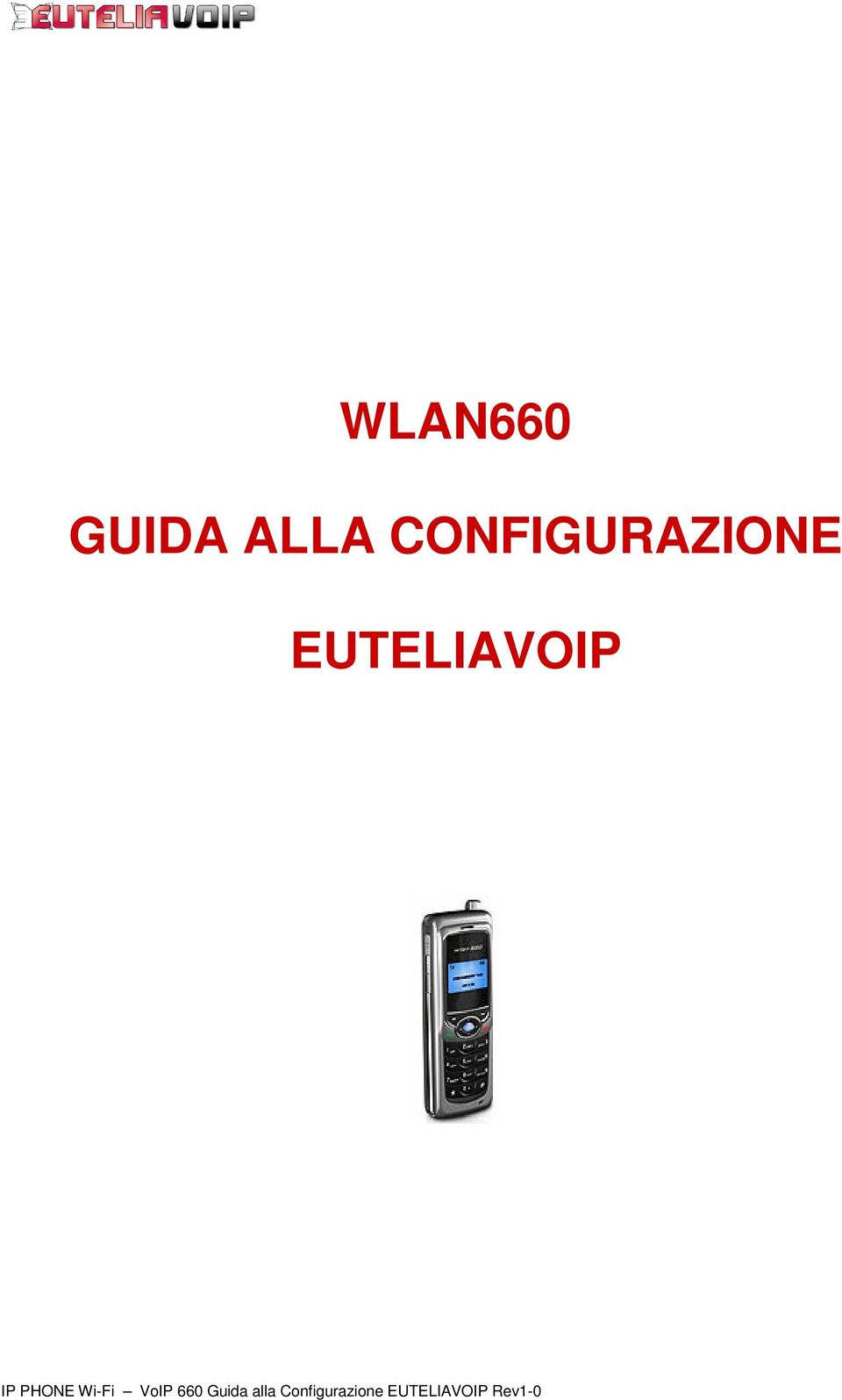 IP PHONE Wi-Fi VoIP 660