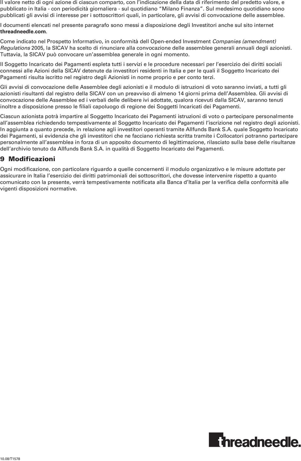 open-ended investment companies regulations 2001 pdf