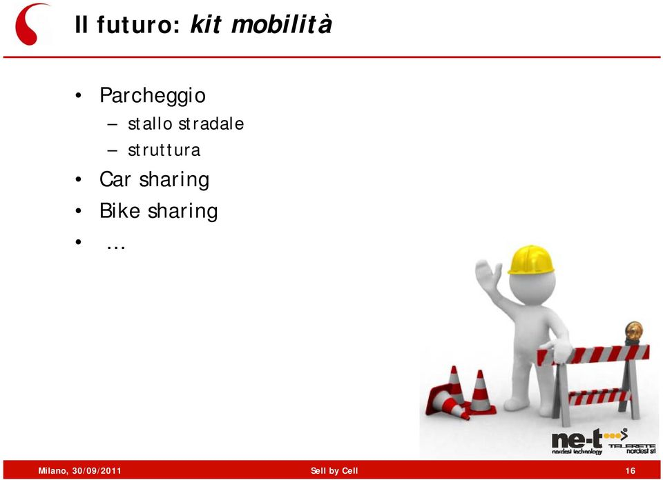 struttura Car sharing Bike