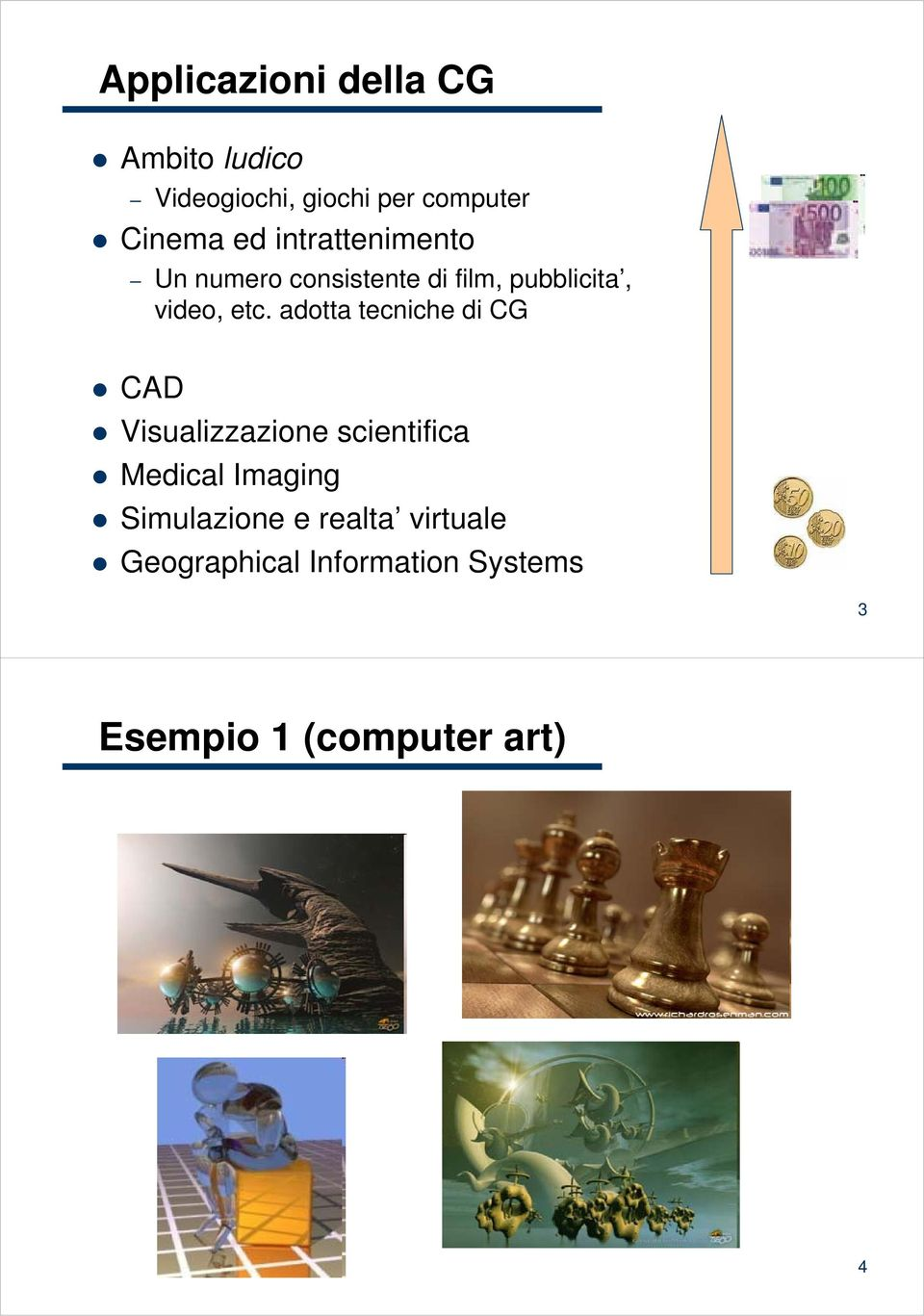 adotta tecniche di CG CAD Visualizzazione scientifica Medical Imaging