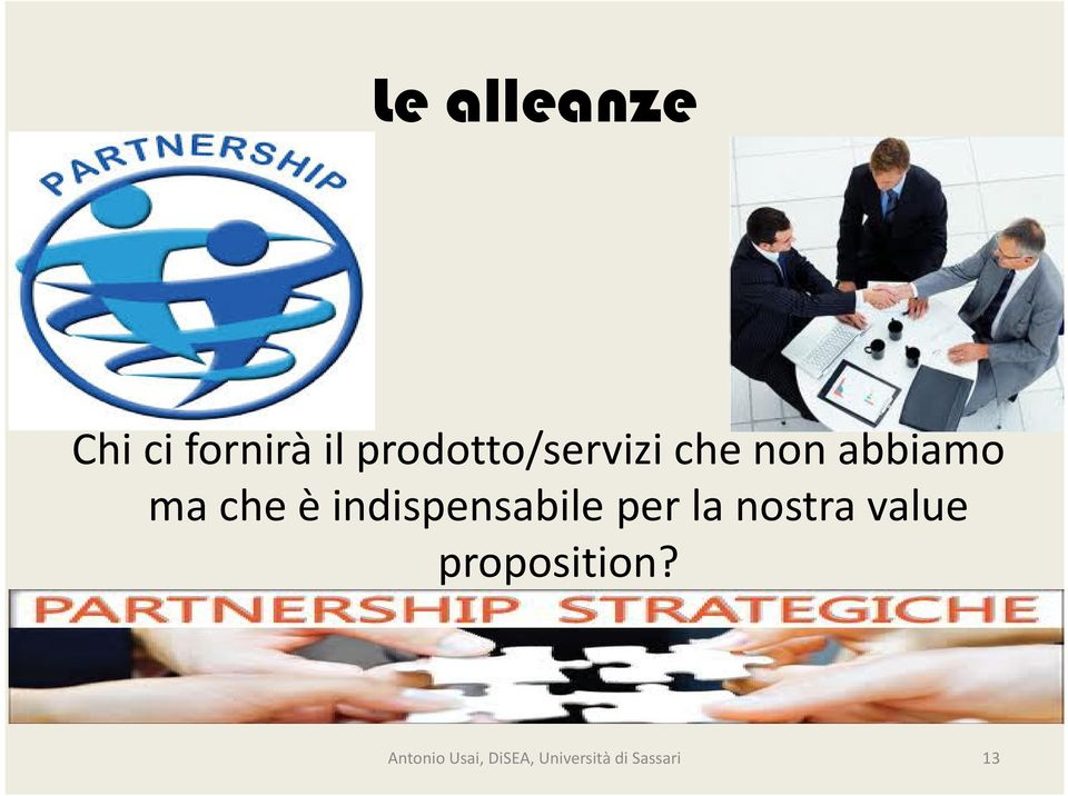 indispensabile per la nostra value