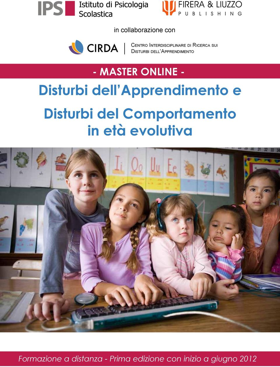 ONLINE - Disturbi dell Apprendimento e Disturbi del Comportamento in