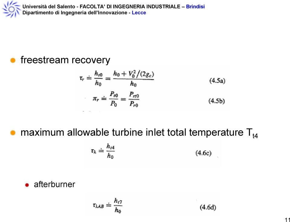 turbine inlet total