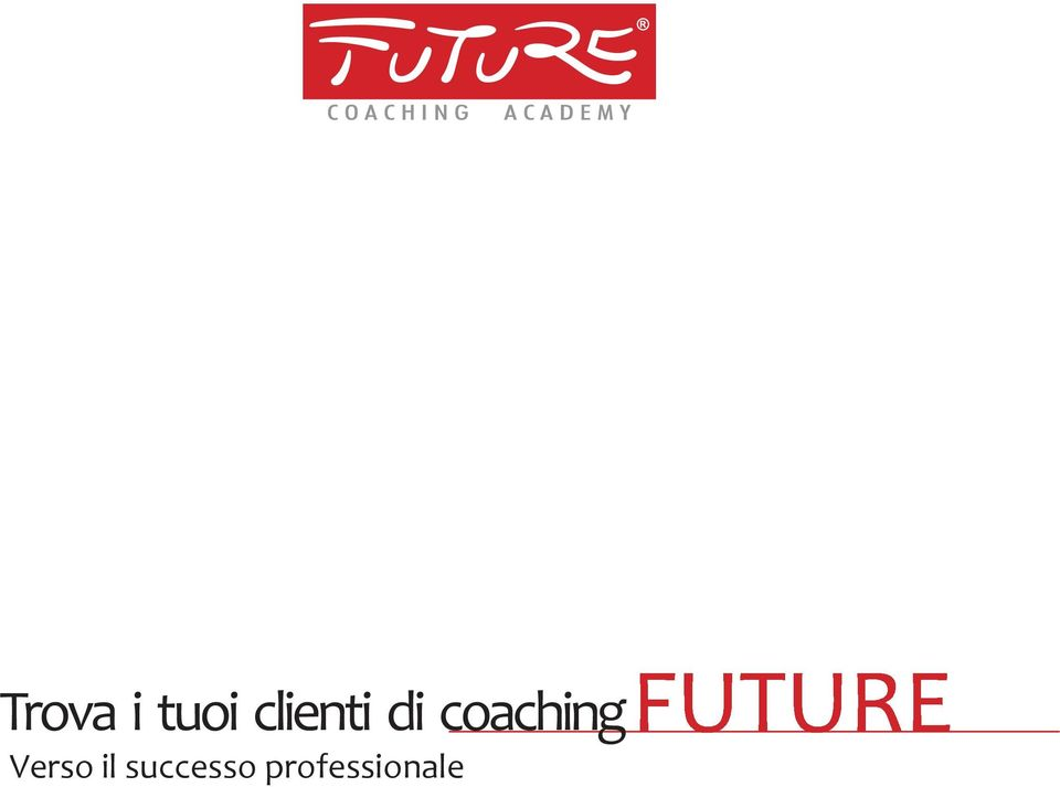 di coaching Verso il