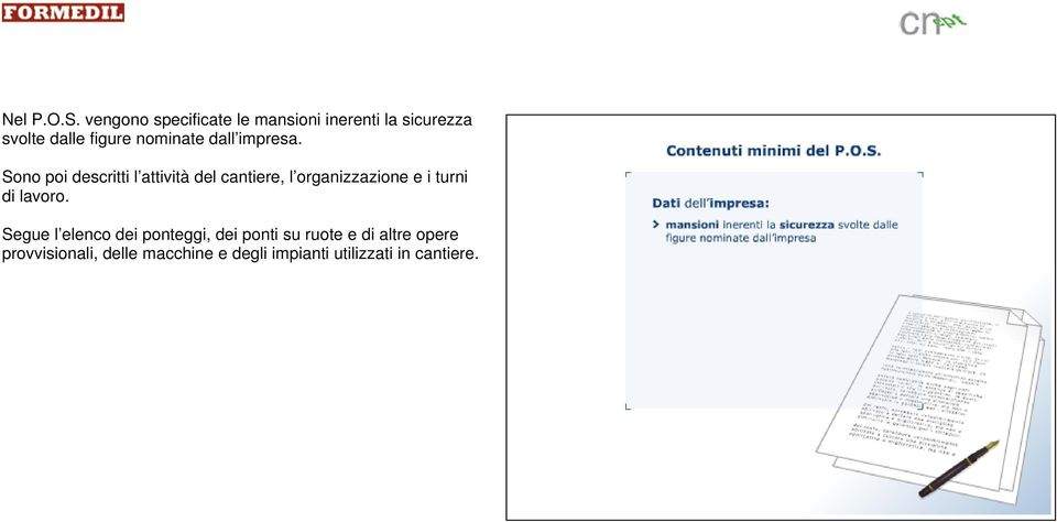 nominate dall impresa.
