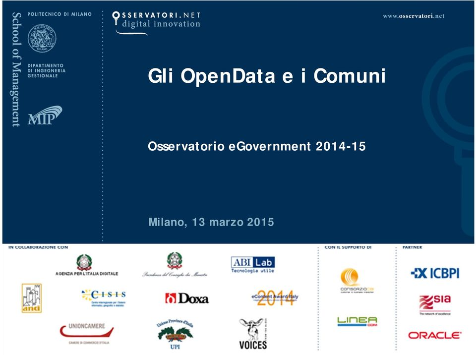 egovernment 2014-15