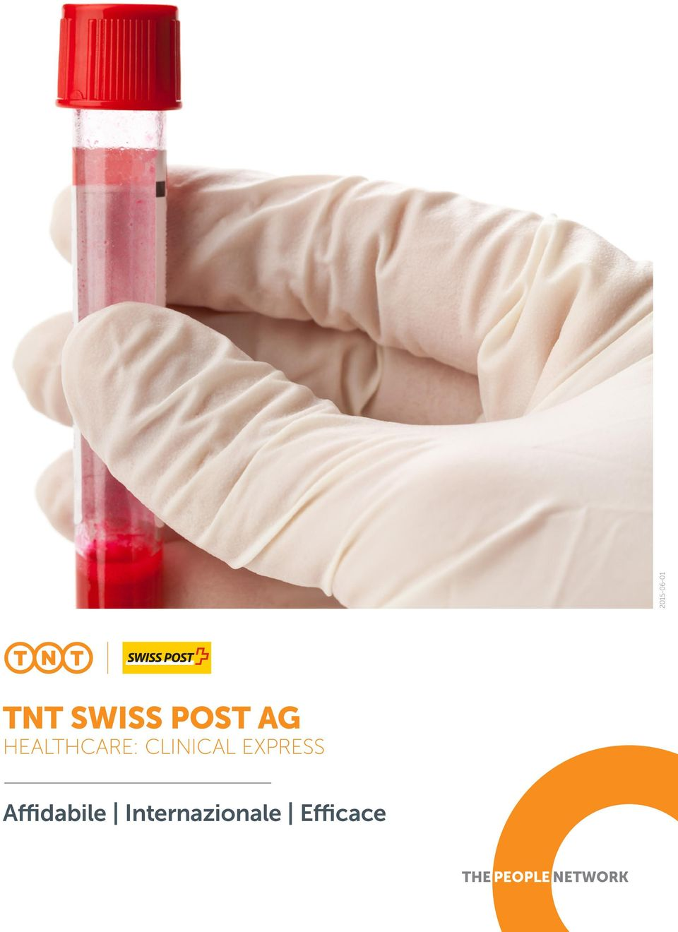 SWISS POST AG HEALTHCARE: CLINICAL