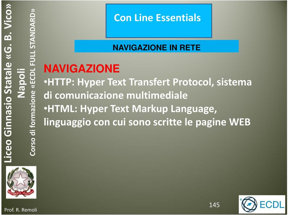 multimediale HTML: Hyper Text Markup