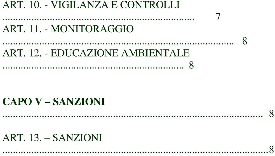 12. - EDUCAZIONE AMBIENTALE.
