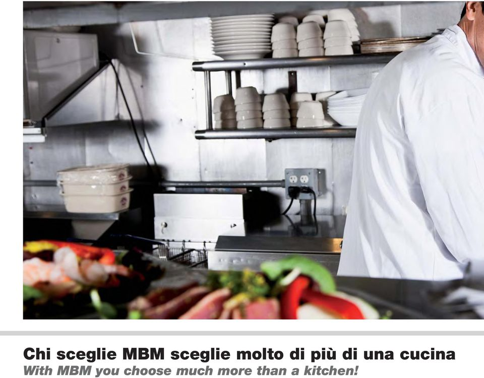 cucina With MBM you