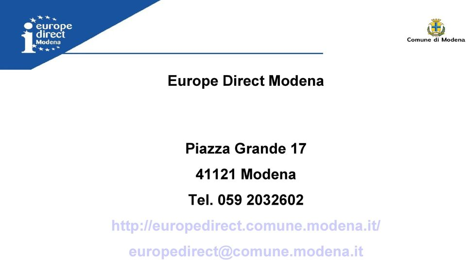 059 2032602 http://europedirect.
