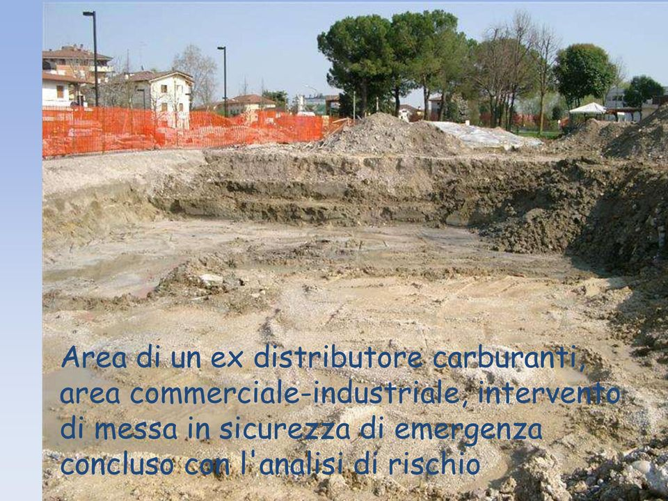 commerciale-industriale, intervento
