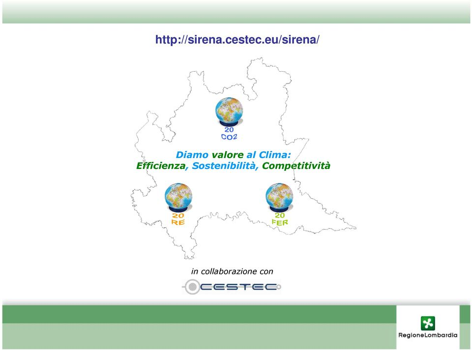 Clima: Efficienza,
