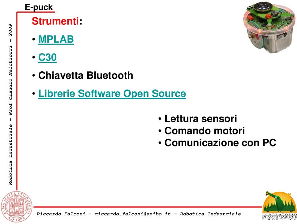 Bluetooth Librerie Software Open Source