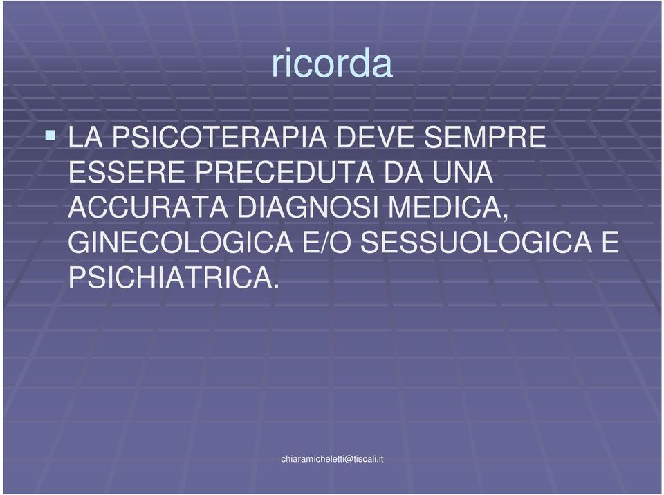ACCURATA DIAGNOSI MEDICA,
