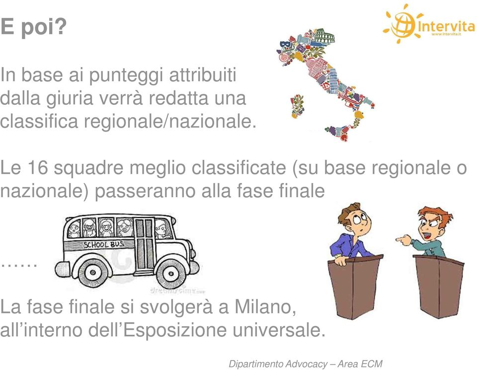 classifica regionale/nazionale.