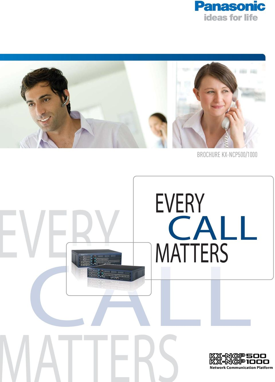 VERY CALL MATTERS A