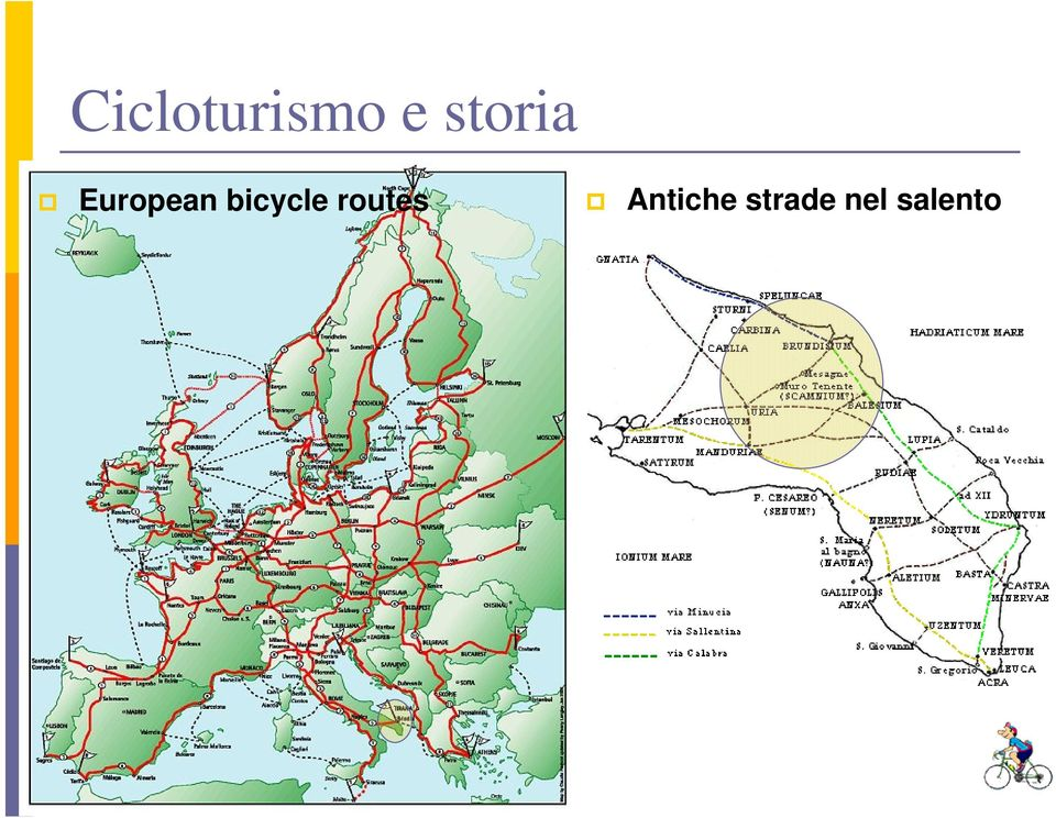 bicycle routes