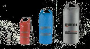 DRY BAG BACKPACK Cod. 415533 lt. 5 13,00 10,00 Cod. 415532 lt. 10 16,00 12,00 Cod. 415531 lt. 25 20,00 14,00 Cod. 415530 lt.