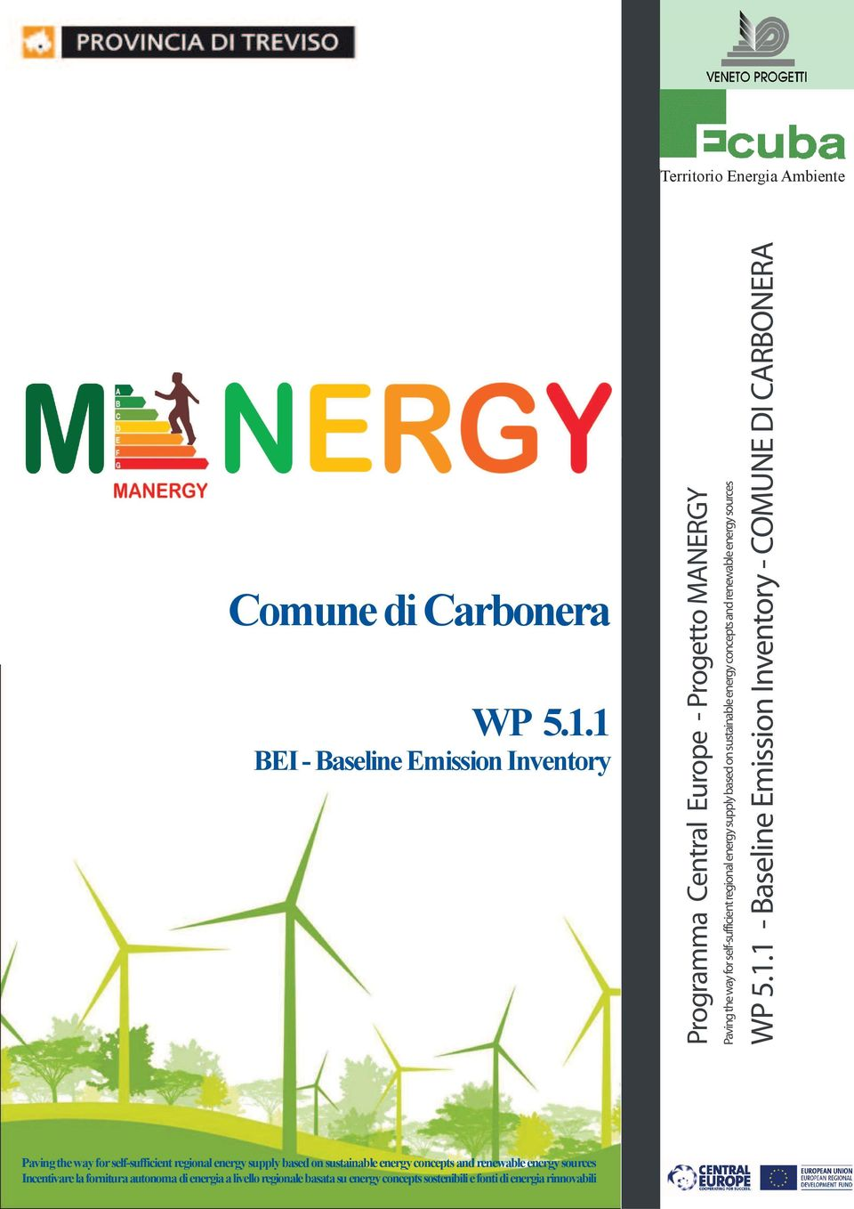 energy sources WP 5.1.