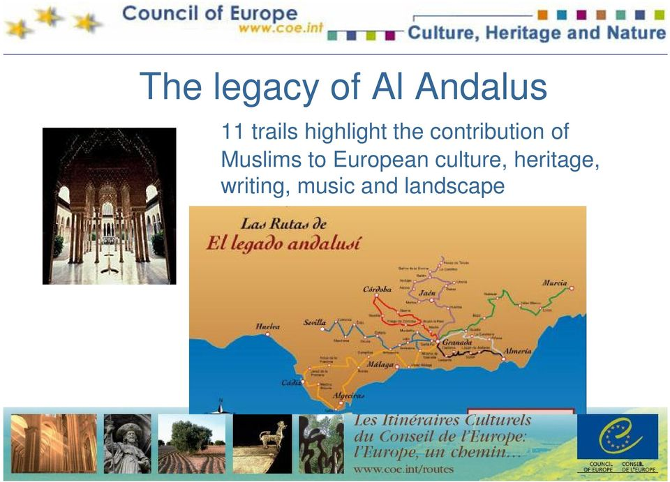 of Muslims to European culture,