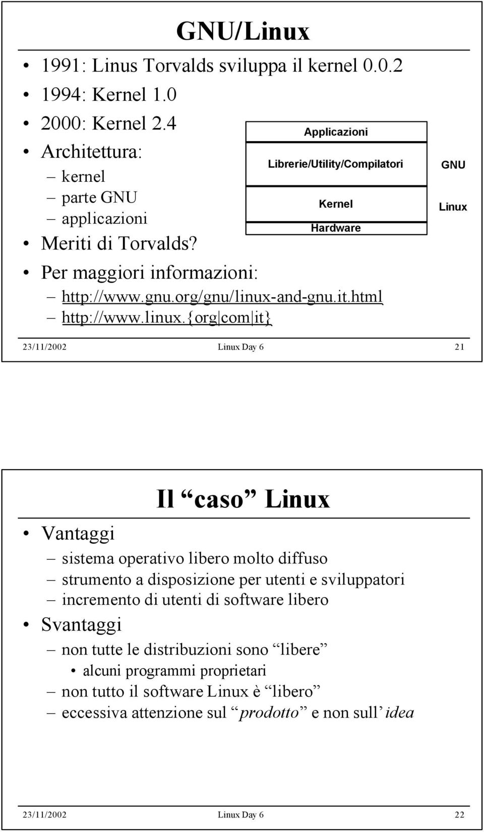 and-gnu.it.html http://www.linux.