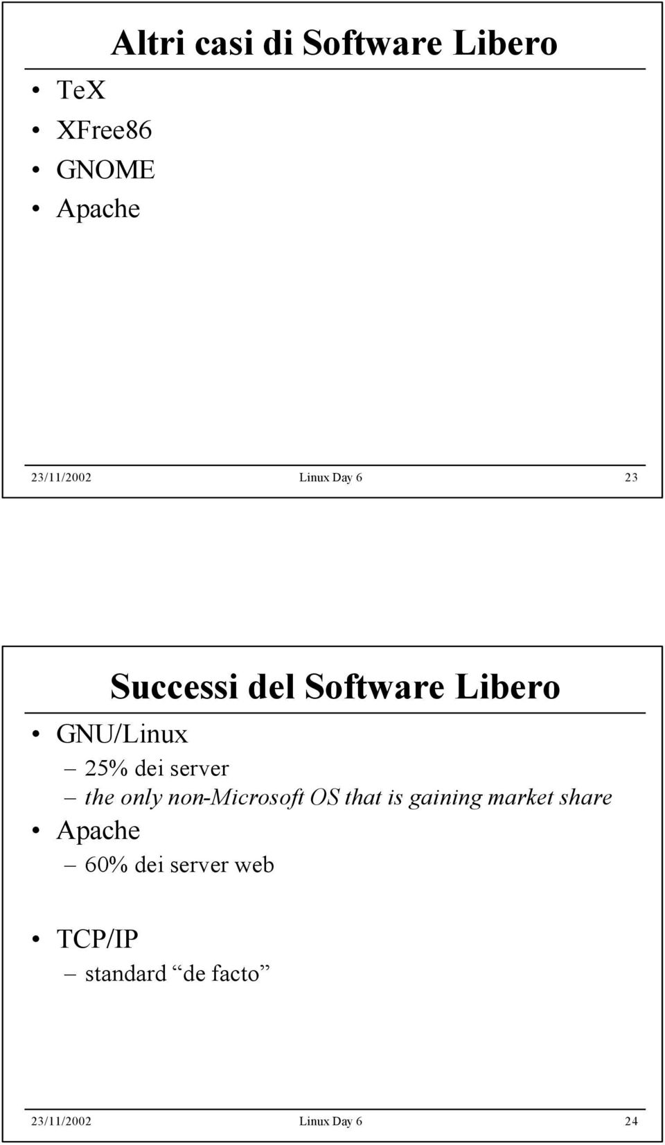 server the only non-microsoft OS that is gaining market share