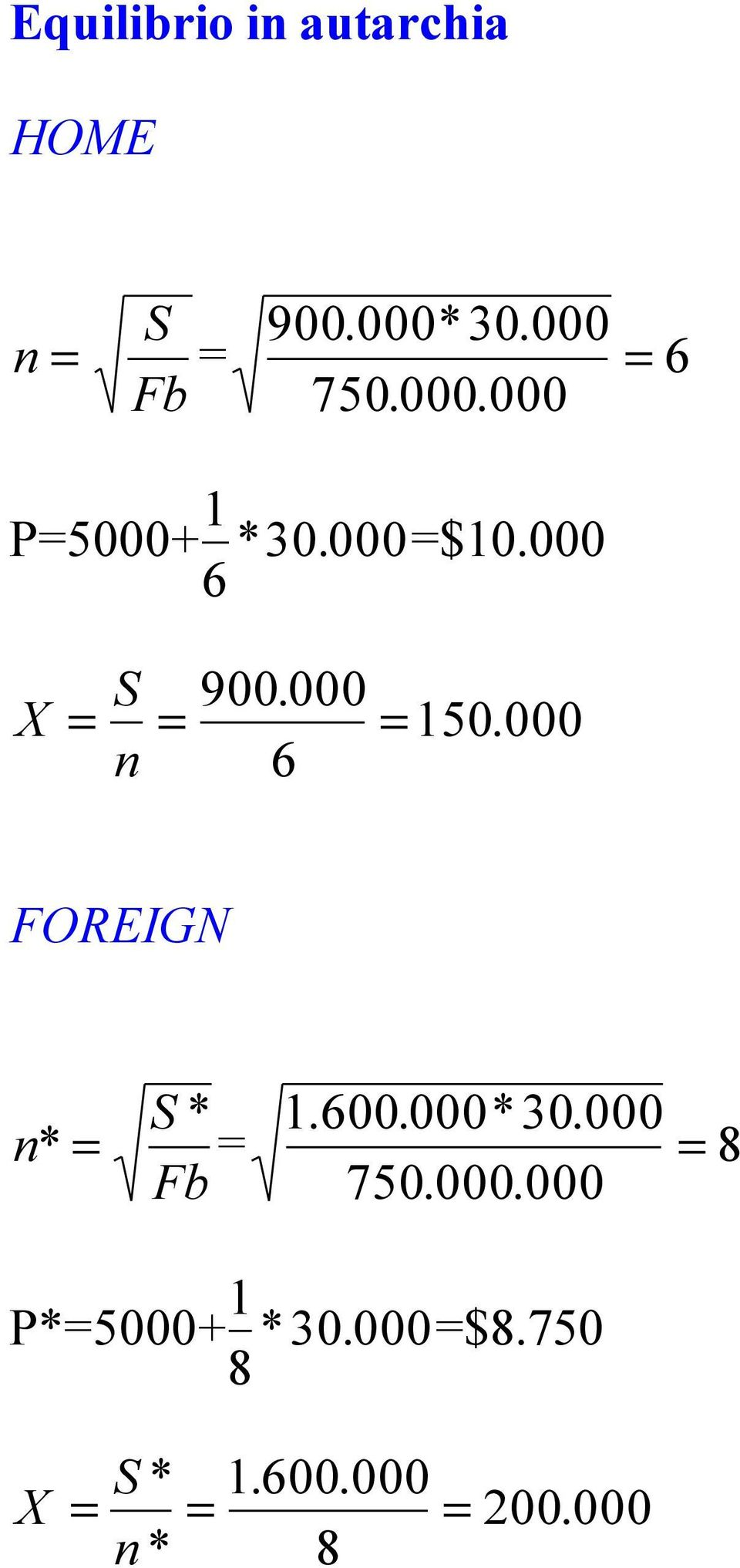 000 6 n 900.000 6 50.000 FOREIGN *.600.000*30.