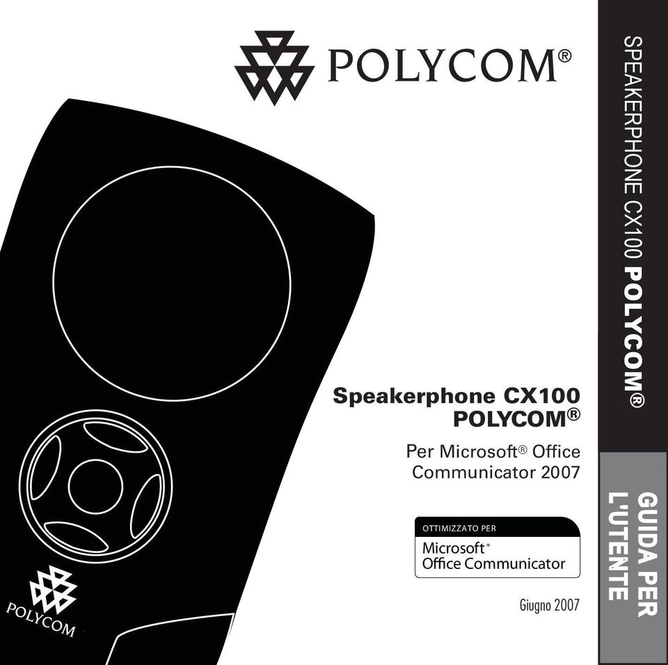 SPEAKERPHONE CX100 POLYCOM