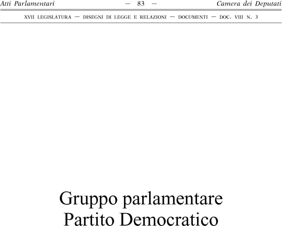 Rendiconti dei gruppi parlamentari relativi all anno pdf for Atti parlamentari camera