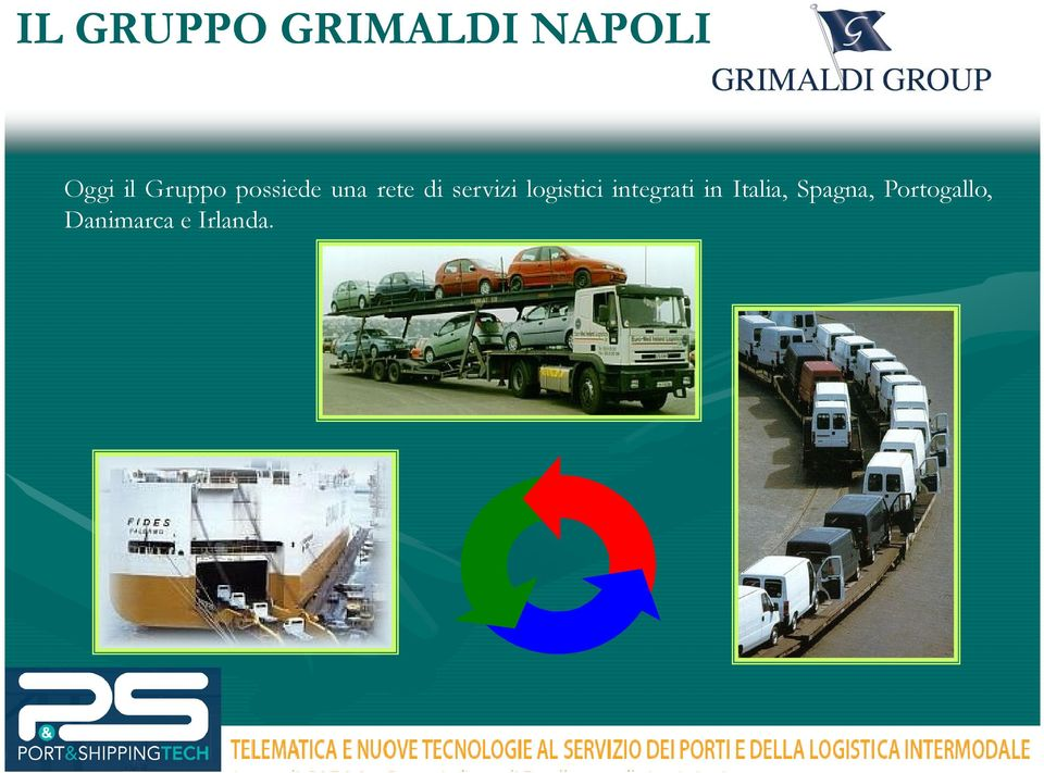 logistici integrati in Italia,