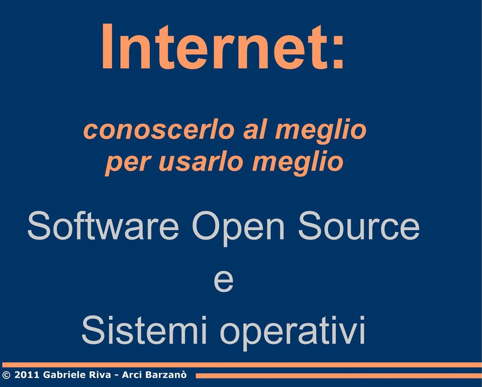 meglio Software Open