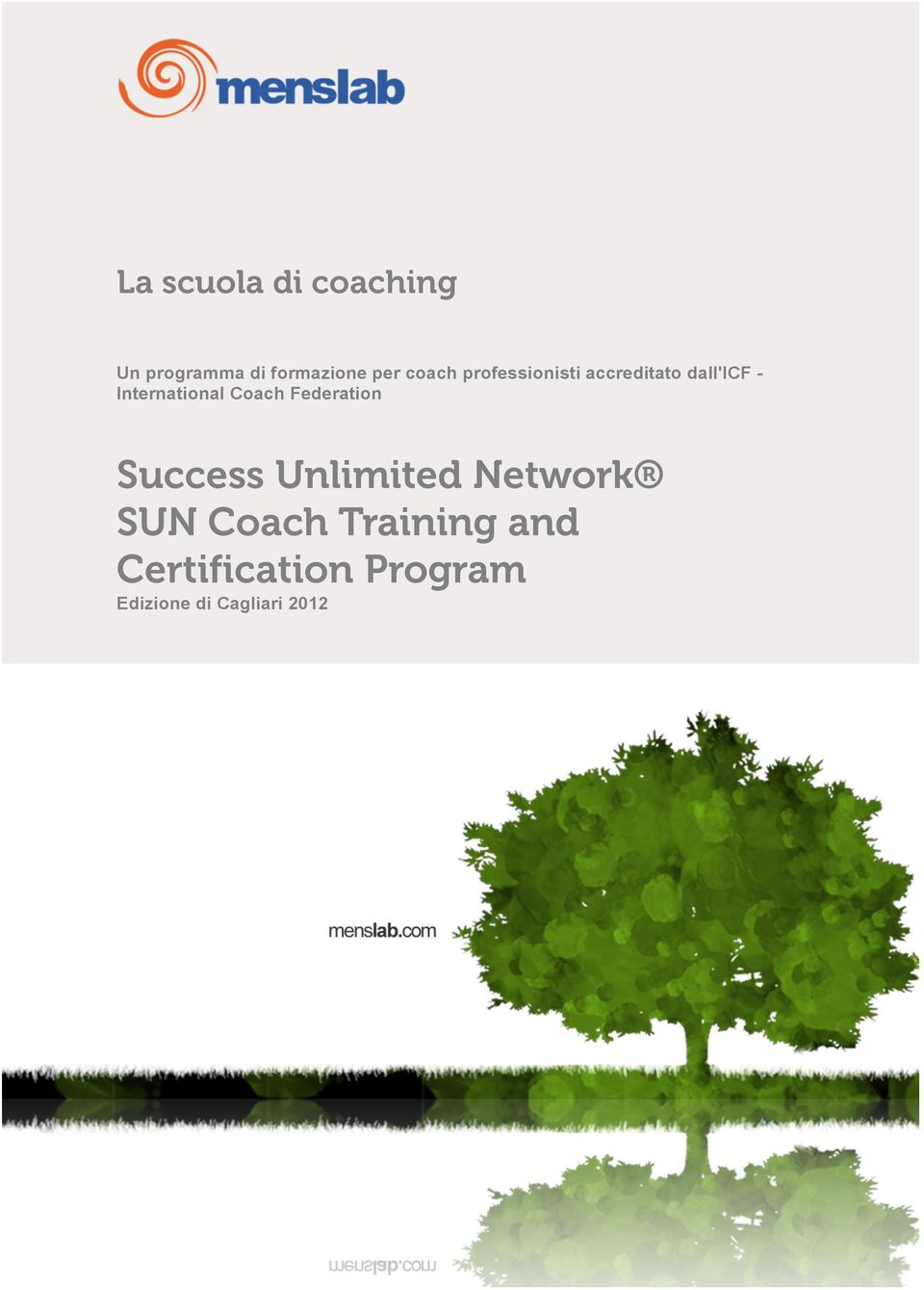 International Coach Federation Success Unlimited