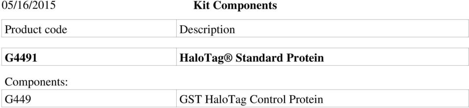 G449 Description HaloTag