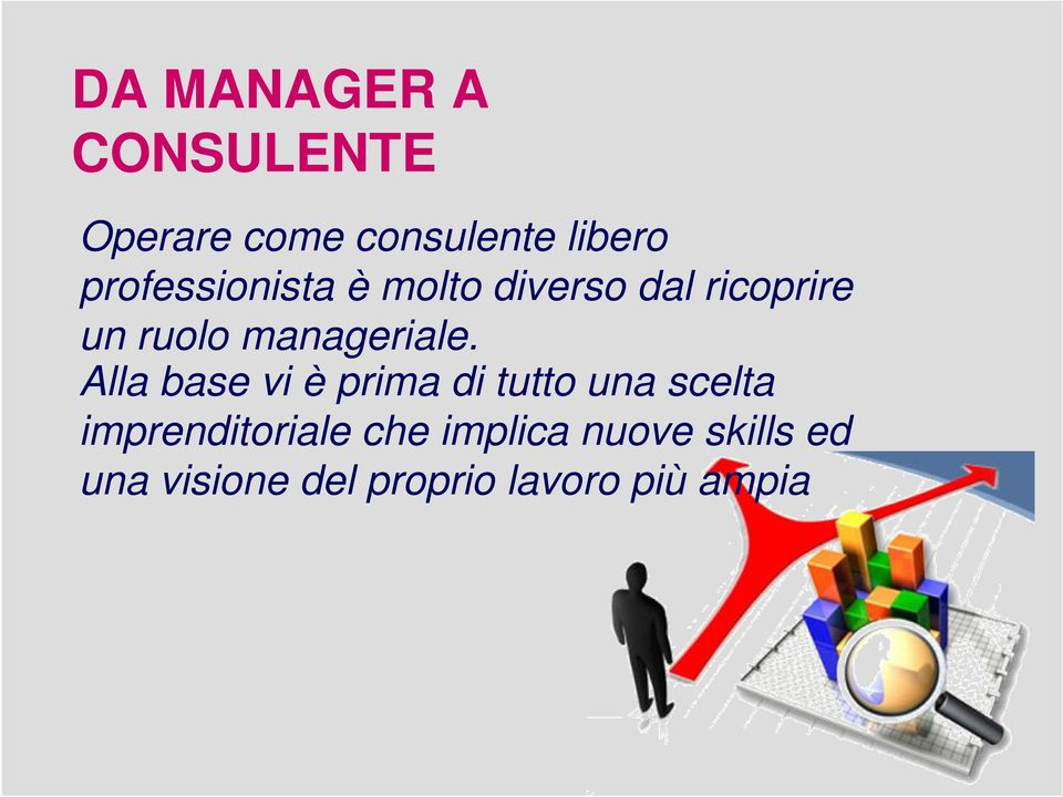 manageriale.