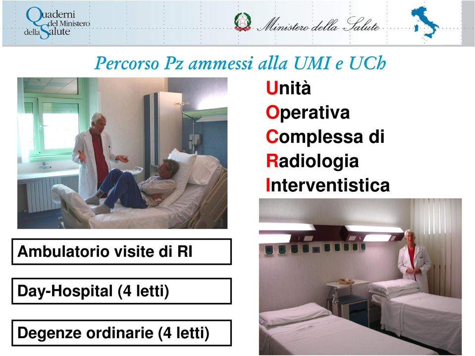 Interventistica Ambulatorio visite di RI