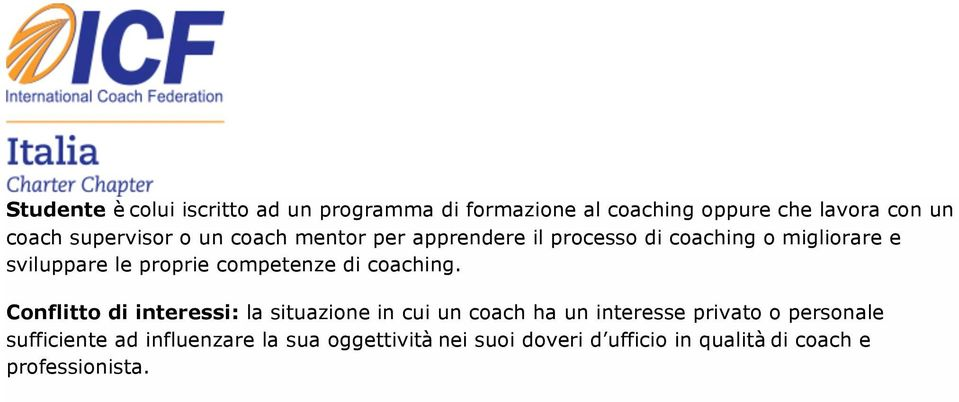 competenze di coaching.