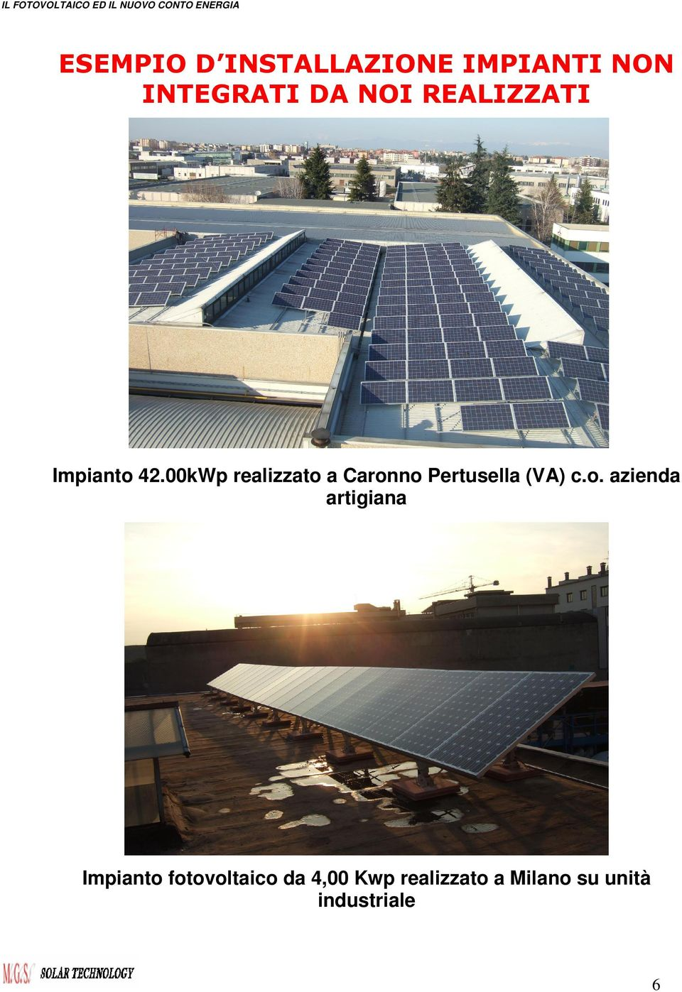 00kWp realizzato