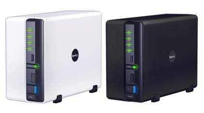 Disk Station DS209, DS209+II Guida di
