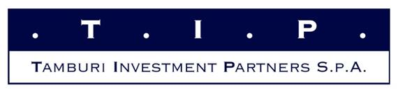 TAMBURI INVESTMENT PARTNERS S.P.A. capitale sociale: euro 76.853.